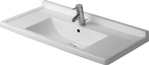 Duravit Starck 3 Wall Mount Bathroom Sink in White D0304800000