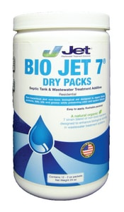 2 oz. Dry Pack 12 Pack JET158 at Pollardwater