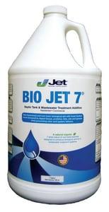 Jet Bio Jet-7® 5 gal Wastewater Treatment Liquid J153 at Pollardwater