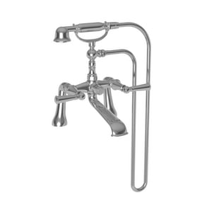 Newport Brass 2 gpm Tub Filler with Triple Lever Handle N2400-4273