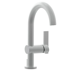 Newport Brass Priya Single Handle Vessel Filler Bathroom Sink Faucet in Satin Nickel - PVD N2403/15S