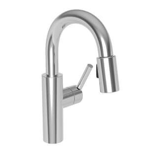 Newport Brass East Linear Bar or Prep Faucet with Single Lever Handle N1500-5203