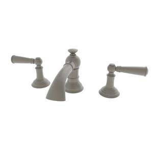 Newport Brass Aylesbury Two Handle Bathroom Sink Faucet in Weathered Brass N2430/03W