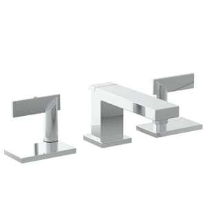Newport Brass Metro Two Handle Bathroom Sink Faucet in Polished Nickel - Natural N2540/15