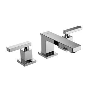 Newport Brass Skylar Two Handle Widespread Bathroom Sink Faucet in Polished Chrome N2560