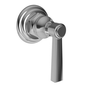 Newport Brass Astor Diverter or Flow Control Handle in Polished Chrome N3-343/26