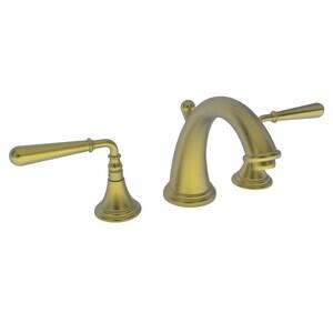 Newport Brass Astor Two Handle Bathroom Sink Faucet in Satin Bronze - PVD N1740/10