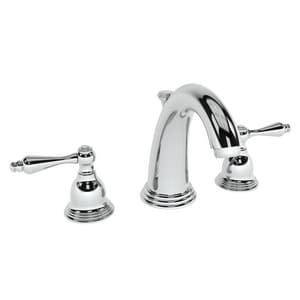 Newport Brass Bathroom Sink Faucet in Polished Nickel - Natural Handles Sold Separately N7200/15