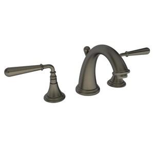 Newport Brass Astor Two Handle Bathroom Sink Faucet in English Bronze N1740/07