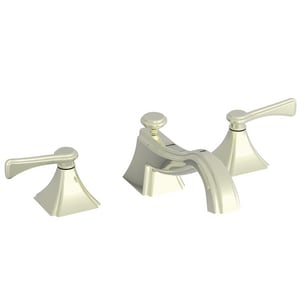 Newport Brass Kiara Two Handle Bathroom Sink Faucet in French Gold - PVD N2530/24A