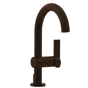 Newport Brass Priya Single Handle Bathroom Sink Faucet in Venetian Bronze N2403/VB