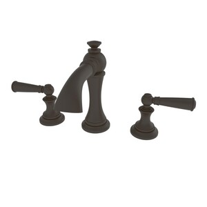 Newport Brass Sutton Two Handle Bathroom Sink Faucet in Oil Rubbed Bronze N2450/10B