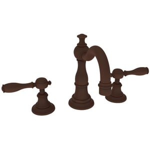 Newport Brass Victoria Two Handle Bathroom Sink Faucet in Oil Rubbed Bronze - Hand Relieved N1770/ORB