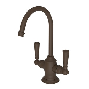 Newport Brass Jacobean in Oil Rubbed Bronze Hot and Cold Water Dispenser N2470-5603/10B