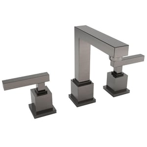 Newport Brass Cube 2 Two Handle Bathroom Sink Faucet in Antique Nickel N2030/15A