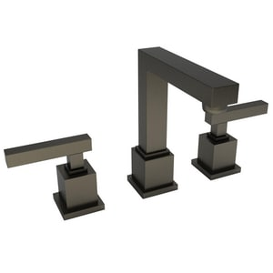 Newport Brass Cube 2 Two Handle Bathroom Sink Faucet in English Bronze N2030/07
