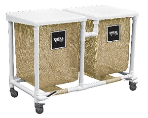 Royal Basket Trucks PVC Hamper RF24XH2F3ULN