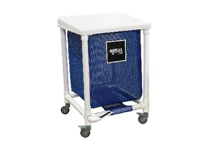 Royal Basket Trucks PVC Hamper in Blue RF24XH1F3ULN