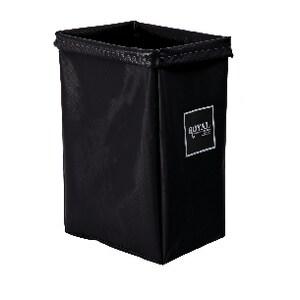 Royal Basket Trucks Vinyl Hamper Replacement Bag in Black RF00KKXHBN