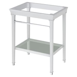 American Standard Town Square® White Washstand for 0298008 S Vanity Sink A9056030