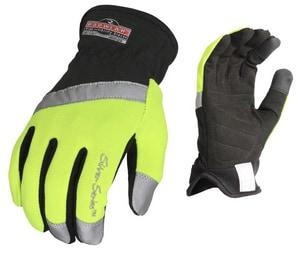 Radians All Purpose Synthetic Hi-Viz Utility Glove XL Pair RRWG100XL at Pollardwater