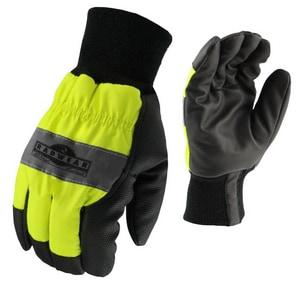 Radians Cold Weather Hi-Viz Glove XL Pair RRWG800XL at Pollardwater