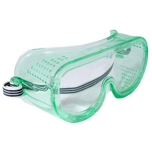 Radians Safety Goggles Perforated Clear Anti-Fog RGGP111ID
