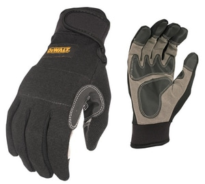 Radians XL Size General Utility Work Glove in Black and Grey RDPG217XL at Pollardwater