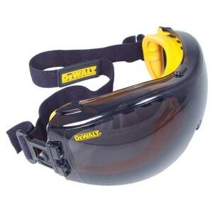 Radians Safety Goggles Smoke Frame Anti-Fog Lens RDPG82