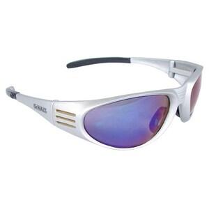 DEWALT *VENTIL Blue Mirror LENS Safety Glasses RDPG567D