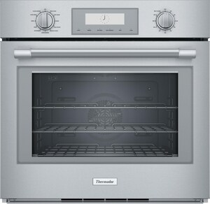 Thermador Professional Series 29-3/4 in. Built-in Single Oven in Stainless Steel TPOD301W