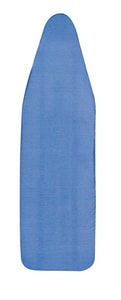 Pressto Valet 53 in. Bungee Full Size Cotton Cover in Blue PPV00309