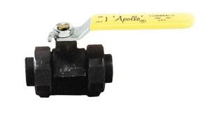 Apollo Conbraco 73-300 Series 1-1/4 in. Carbon Steel Full Port Double Union Ball Valve A73301