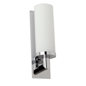 Ginger USA Surface Incandescent Up Light Wall Sconce in Polished Chrome G2881PC