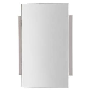 Ginger USA Surface Framed Mirror in Polished Chrome G2841PC