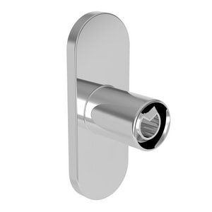 Ginger USA Devonshire® Curved Shower Rod Bracket G4639CB