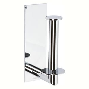 Ginger USA Surface Spare Toilet Paper Holder in Polished Chrome G2807