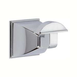 Ginger USA Quattro Robe Hook in Polished Chrome GM1810PC