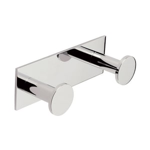 Ginger USA Surface 2 Robe Hook in Polished Chrome G2810DPC