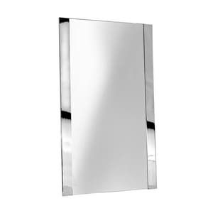 Ginger USA 34 x 20 in. Frame Mirror in Polished Chrome G4741PC