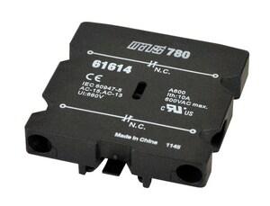 Motors & Armatures 60A Auxiliary Contactor MAR61612