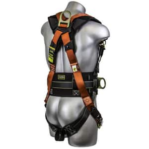 Guardian Fall Protection Seraph Construction XL - XXL Seraph Construction with Pass Through Chest, Legs and Waist G11171 at Pollardwater