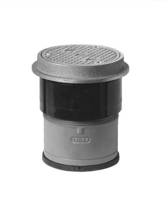 Jay R. Smith 4231 Series 4 in. Push On Cast Iron Cleanout S4231L04NS