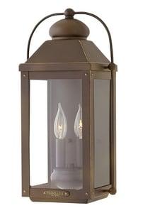 Hinkley Lighting Anchorage 60W 2-Light Wall Lantern H1854