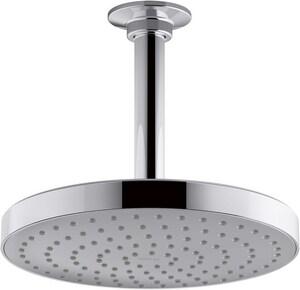 Kohler Awaken® Single Function Drenching Rain Showerhead in Polished Chrome K76464-G-CP
