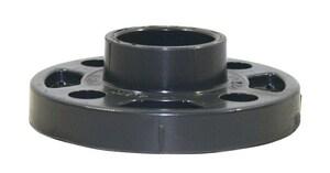 Xirtec® 4 in. Socket Weld Schedule 80 Webb PVC Flange P80SFP