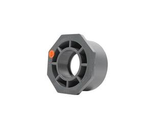 6 x 3 in. Spigot x Socket Reducing Schedule 80 PVC Bushing P80SBUM at Pollardwater