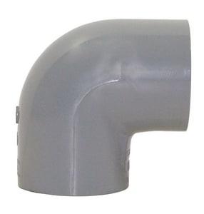 Corzan® 1-1/2 in. Socket Straight Schedule 80 CPVC 90 Degree Elbow CP80S9