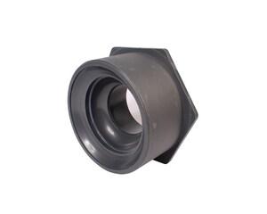 8 x 4 in. Spigot x Socket Reducing Schedule 80 PVC Bushing P80SBXP at Pollardwater