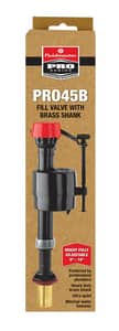 Fluidmaster Pro Series® Universal 9 in. to 14 in. Anti-Siphon Fill Valve Kit FPRO45B